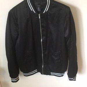 Lightweight Black Jacket
